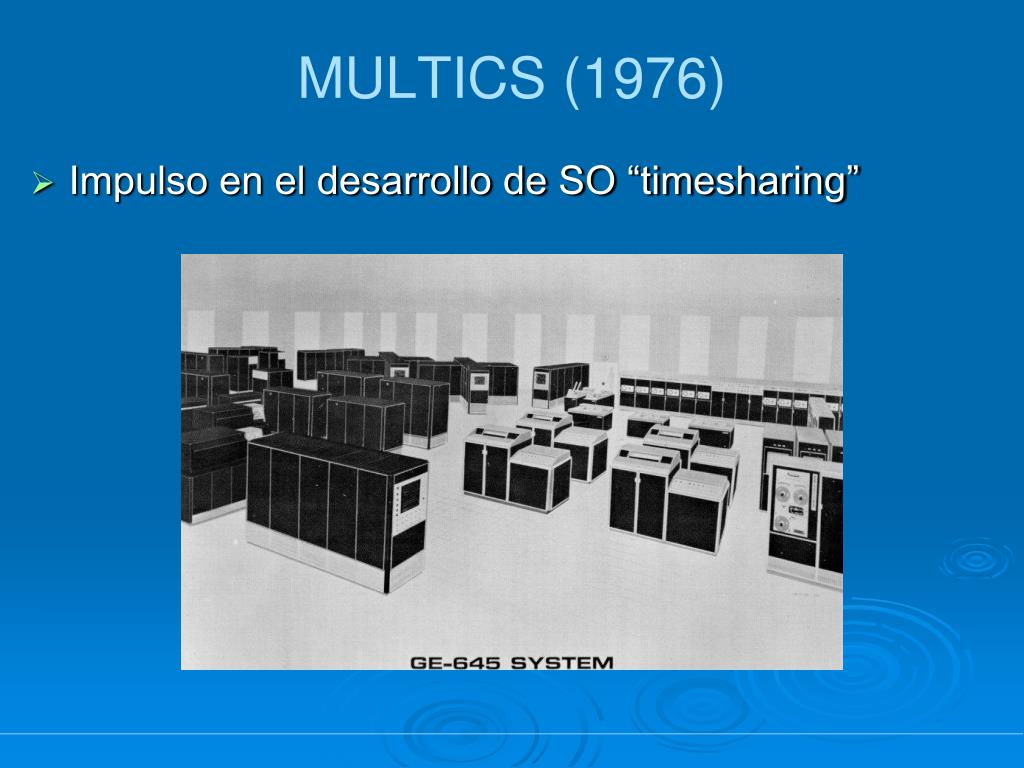 MULTICS (1976)