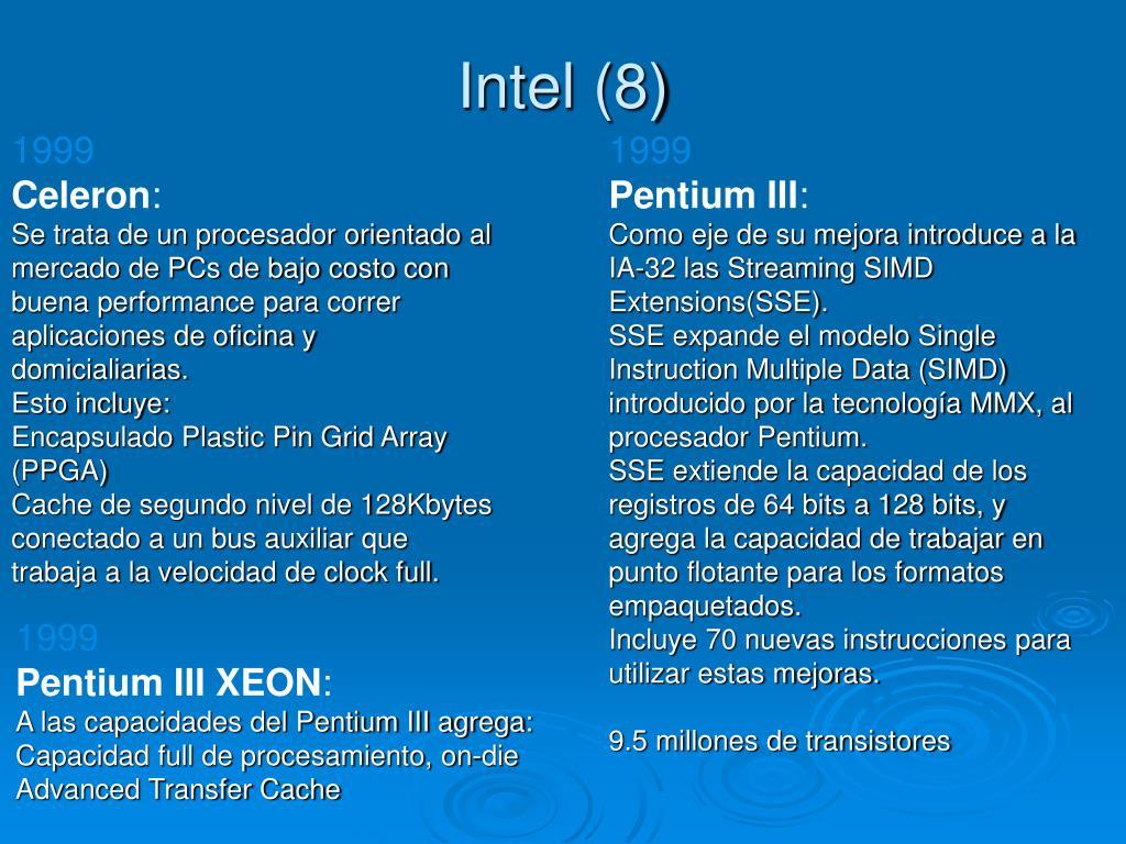 Intel (8)
