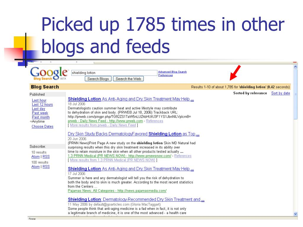 Picked up 1785 times in other blogs and feeds