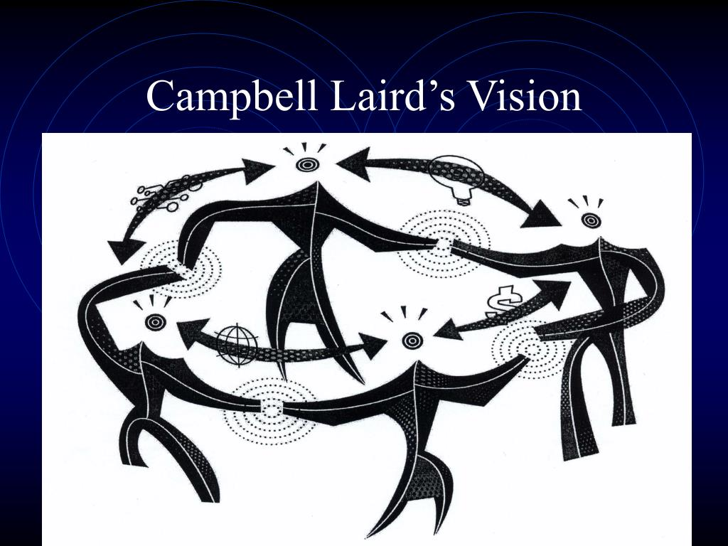 Campbell Laird's Vision