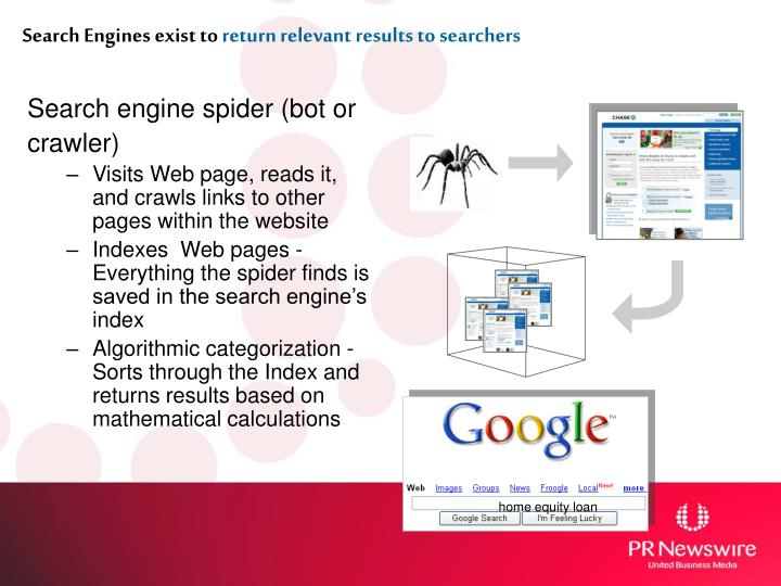 Search Engines exist to