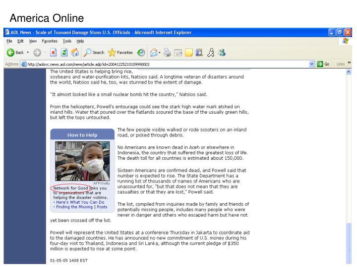 America Online