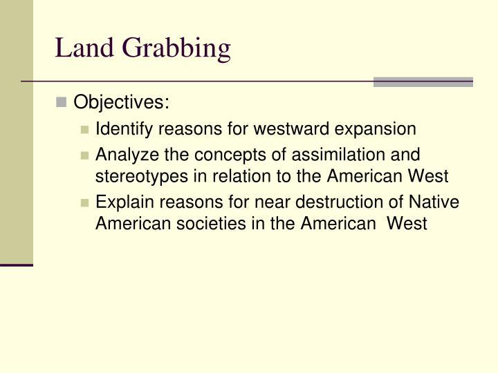 Land grabbing2