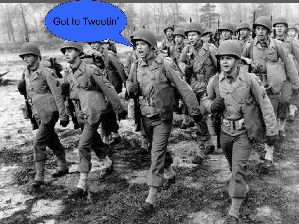 Get to Tweetin'