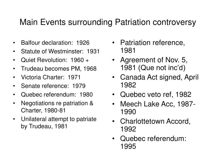 Balfour declaration:  1926