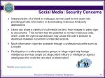 social media security concerns40