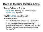 more on the detailed comments2
