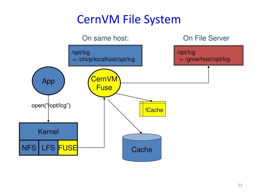 CernVM File System