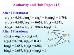 authority and hub pages 12