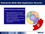 enterprise wide web application security50