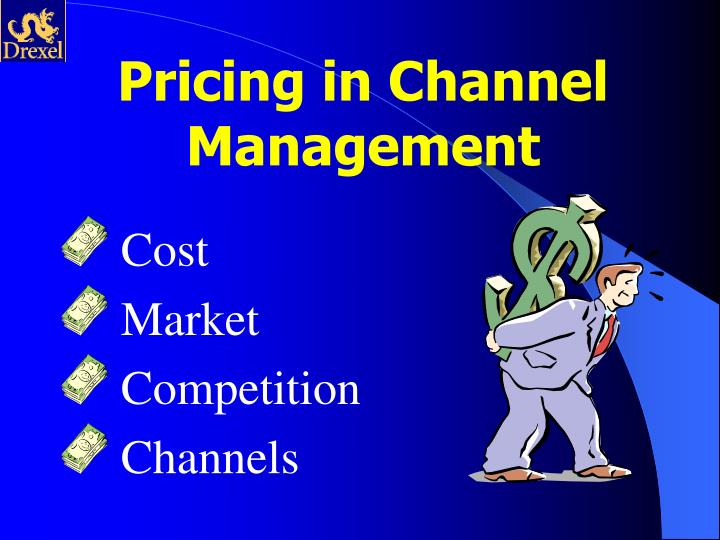 Pricing in Channel Management