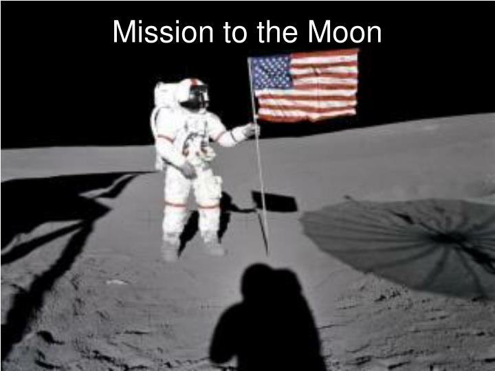 mission to the moon n.