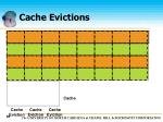 cache evictions