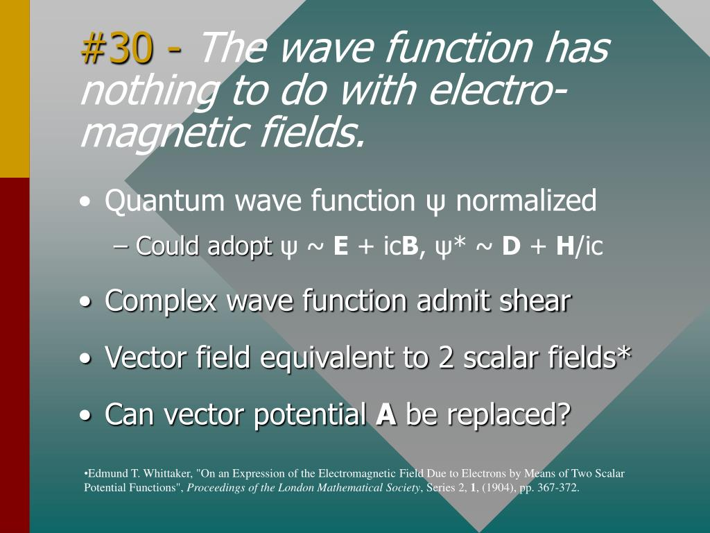 PPT - 39 Questionable Assumptions in Modern Physics