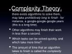 complexity theory36
