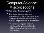 computer science misconceptions5