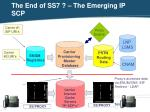the end of ss7 the emerging ip scp