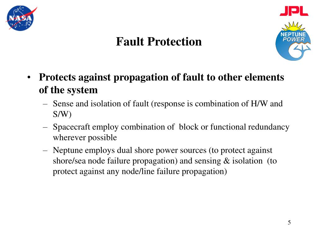 Fault Protection