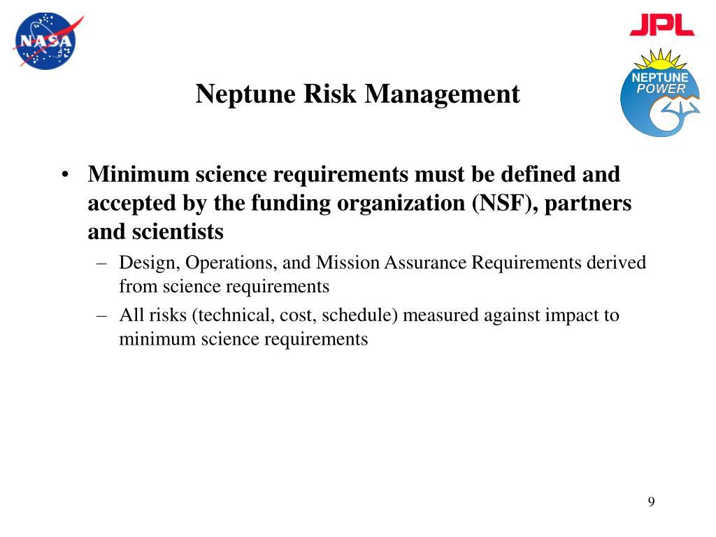 Neptune Risk Management