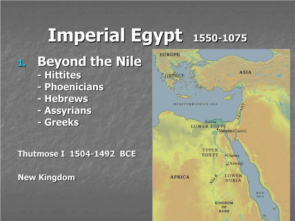 imperialism in egypt