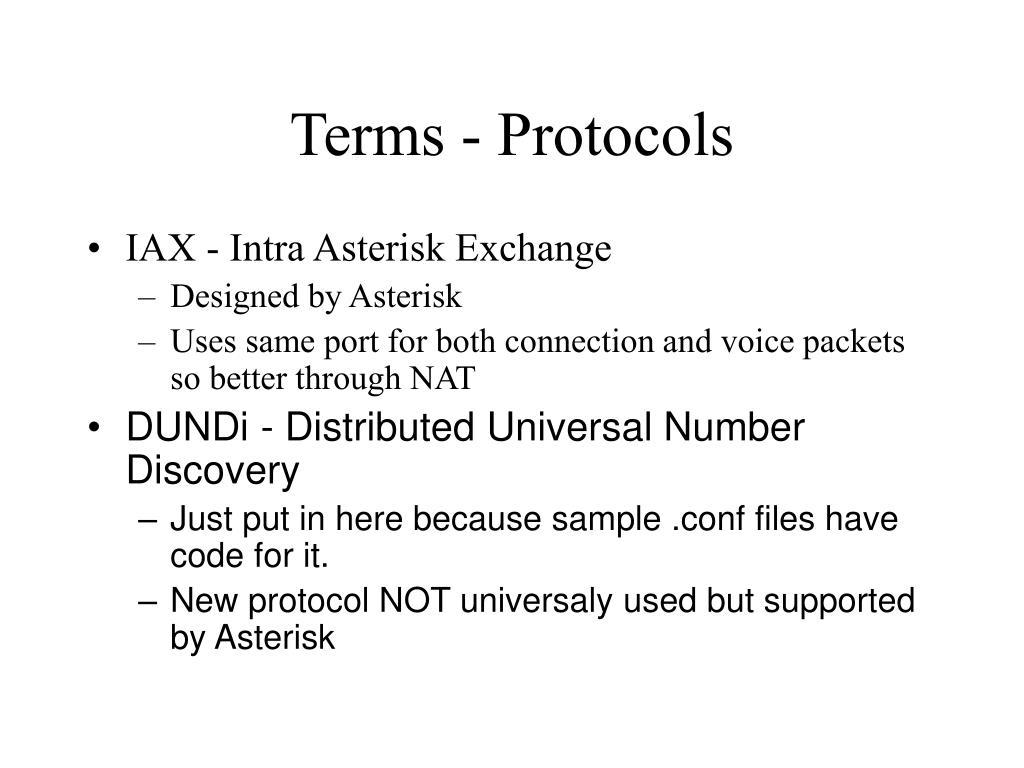 PPT - Asterisk PowerPoint Presentation - ID:1223070
