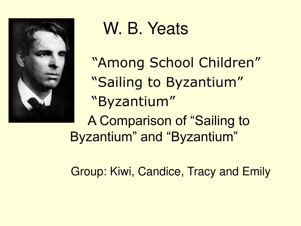 yeats analysis Yeats starts out with the image of a falcon wheeling about in the sky, far away from the falconer who released it the bird continues to wheel and gyre further and further away from the falconer.