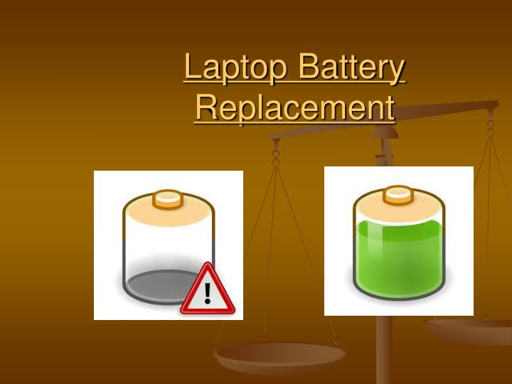 laptop battery replacement n.