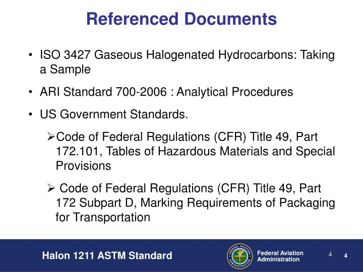 Referenced Documents