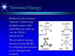 torsional energy