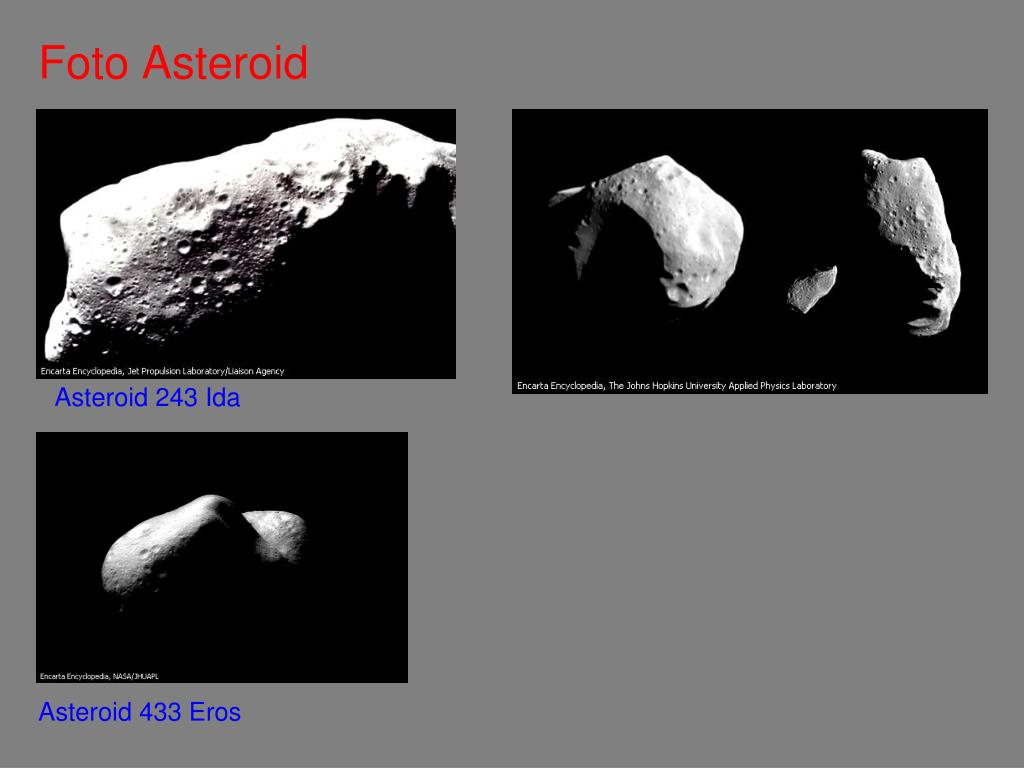 Foto Asteroid