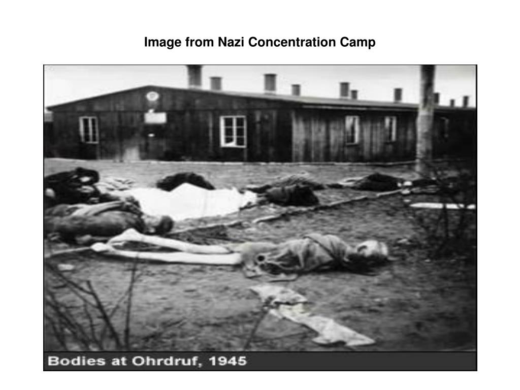Image from Nazi Concentration Camp