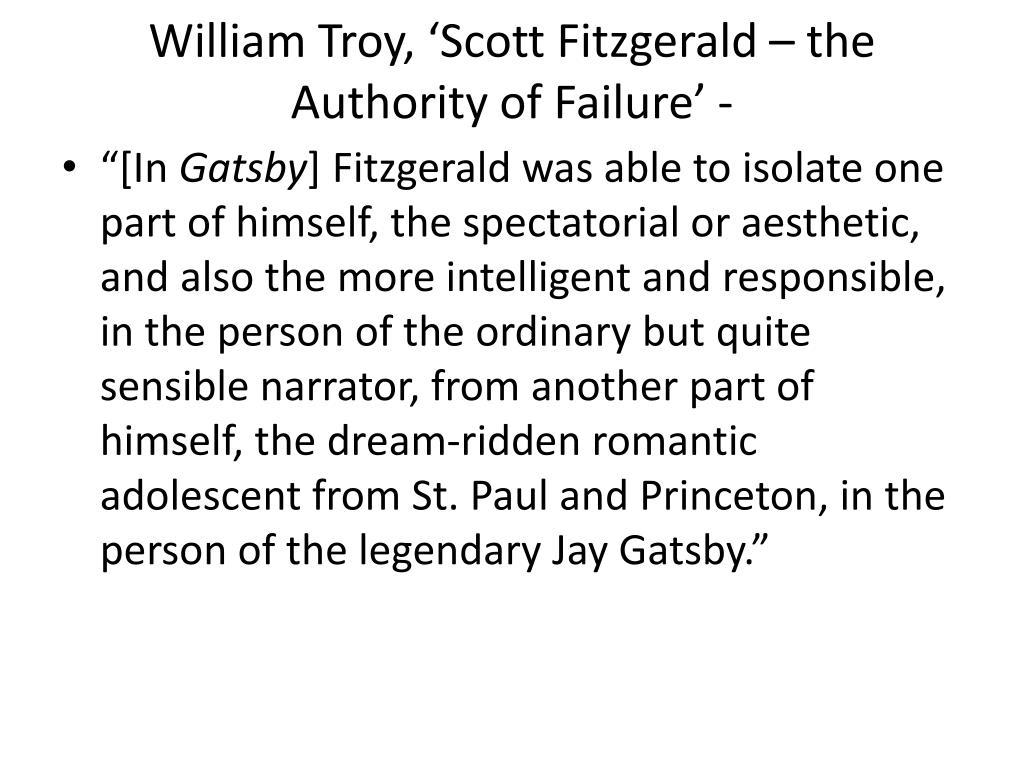 William Troy,