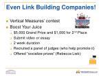 even link building companies