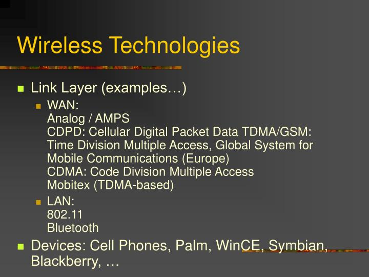 cellular digital packet data information technology essay 1 an overview 'digital cellular network technologies' presented by prof t l singalnational-level faculty development workshopchallenges for 6 3g and 4g• third generation cellular networks (3g) - digital systems based on tdma (gsm) and cdma with data rate capability upto 2 mbps (eg.