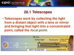 28 1 telescopes17