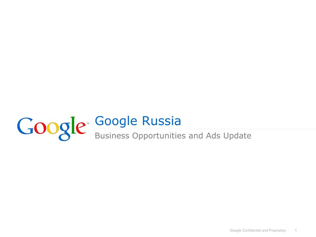 google russia l.