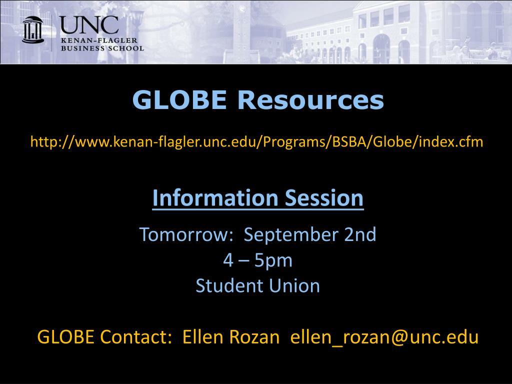 GLOBE Resources
