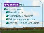 physical plant plan13