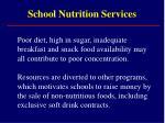 school nutrition services17