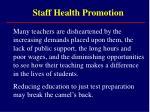 staff health promotion30