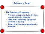 advisory team13