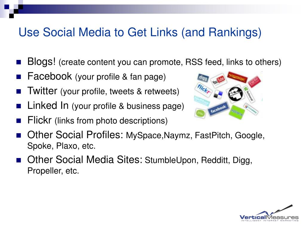 Use Social Media to Get Links (and Rankings)
