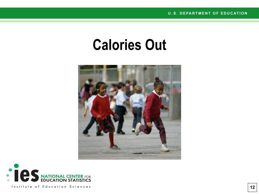 Calories Out