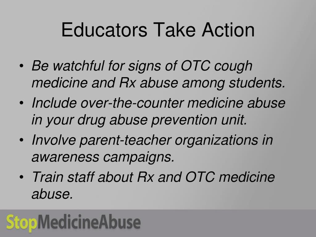 Educators Take Action