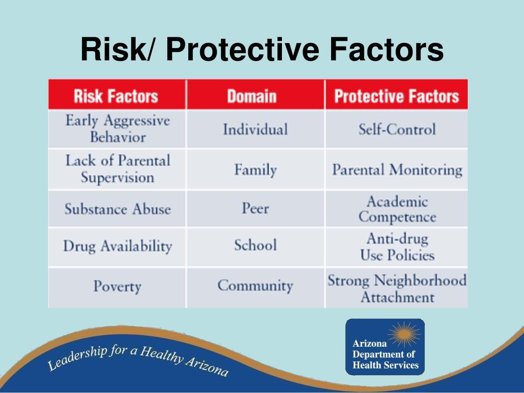 risk factors for drug abuse essay