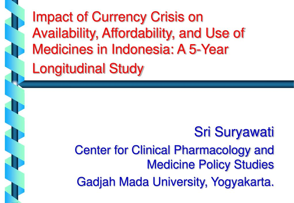 Impact of Currency Crisis on