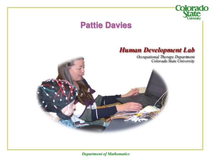 Pattie Davies