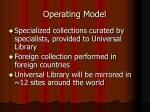 operating model36