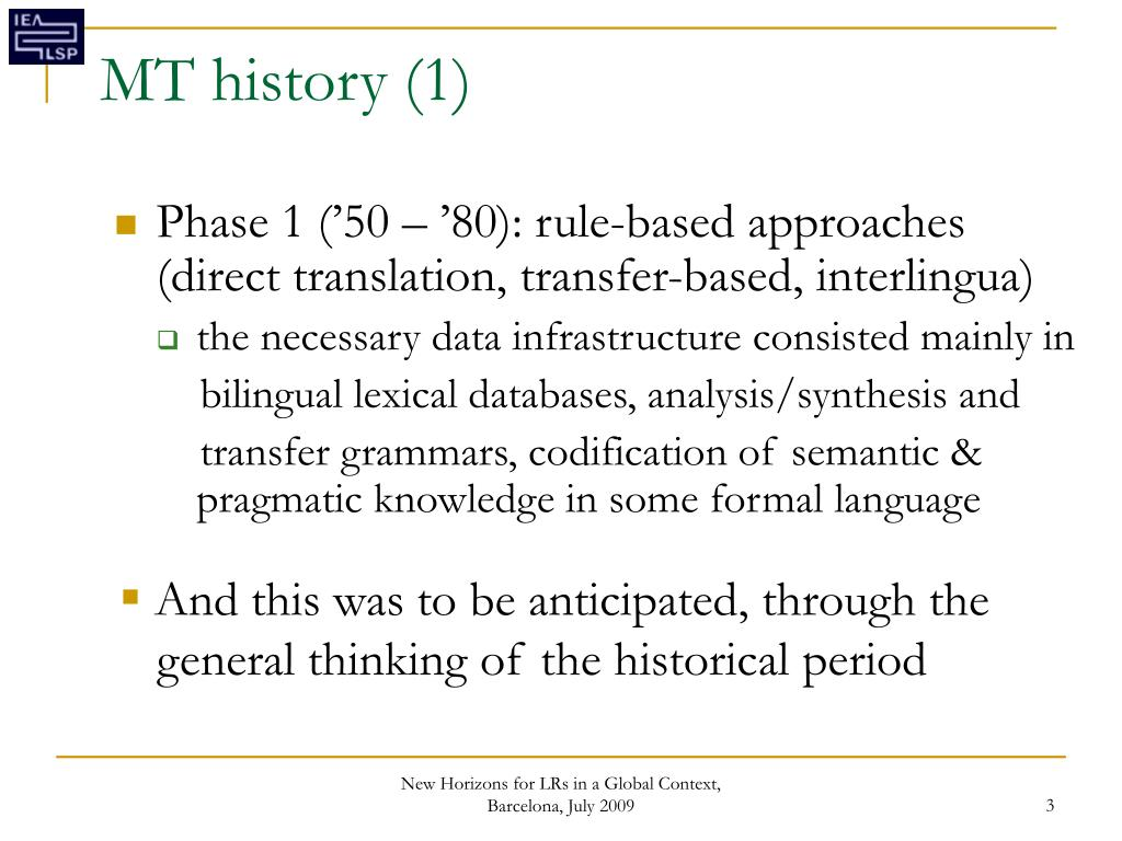 MT history (1)