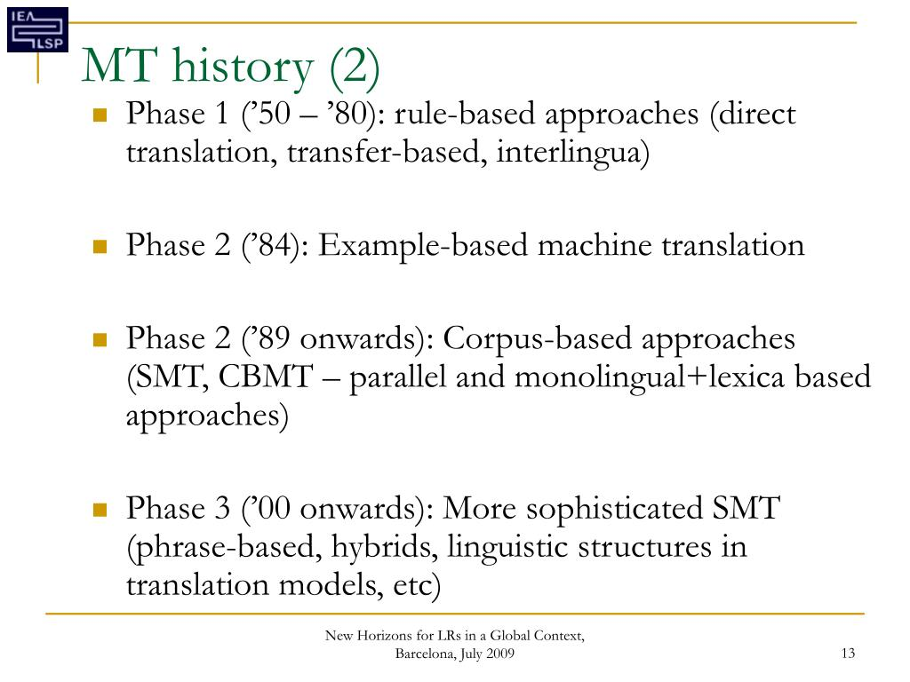 MT history (2)